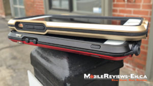 Bric + Extreme Review - Gaps in the materials of the case - iPhone 6/6 Plus