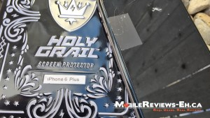 Sir Lancelot Holy Grail Review - iPhone 6 Screen Protectors