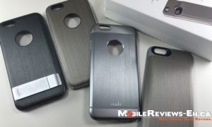 The Best Moshi Cases for the iPhone 6(s+)