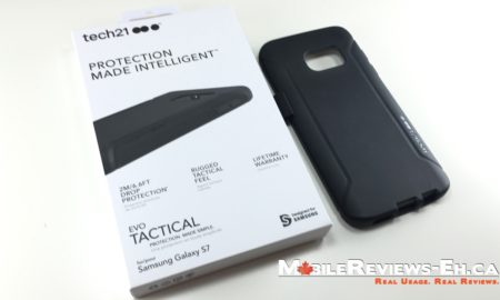 Tech 21 Evo Tactical Galaxy S7 Review