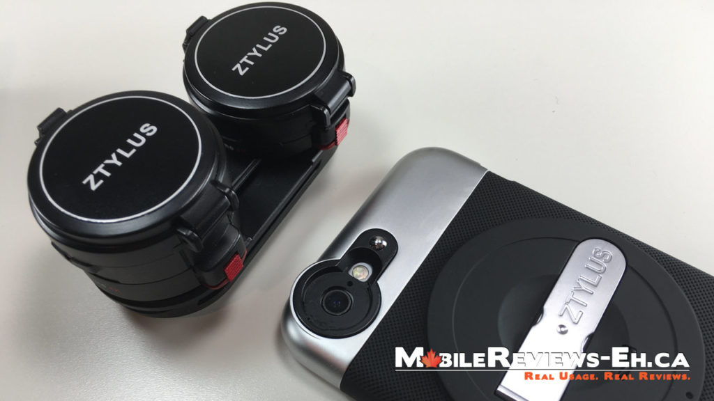 Z-Prime by Ztylus Review - Lens system