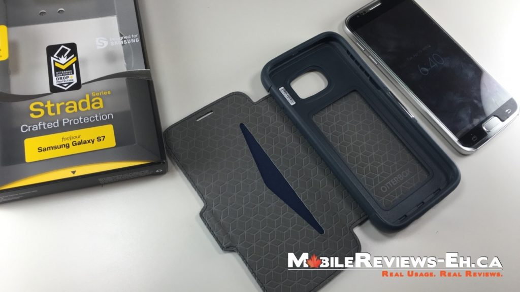 Otterbox Strada Review - Samsung Galaxy S7 - Folio case
