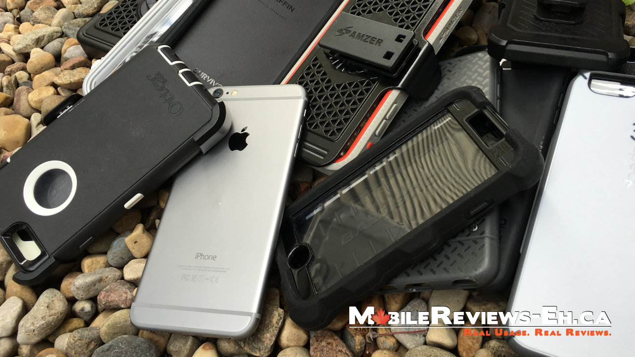 Top 10 Tough iPhone 6 cases (and 6 Plus, 6s and 6s Plus) - Mobile ...
