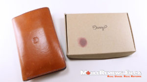 Danny P Leather Wallet Review - Italian Leather - iPhone 6s