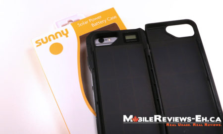 Sunny Solar Case iPhone 6 Review