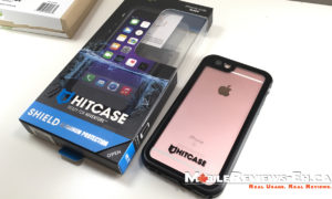 HitCase Shield Review - Waterproof iPhone 6s cases