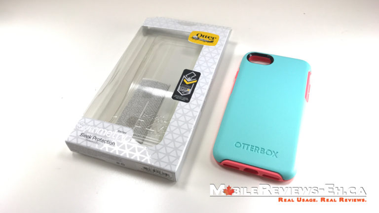 Otterbox Symmetry - iPhone 7 case reviews
