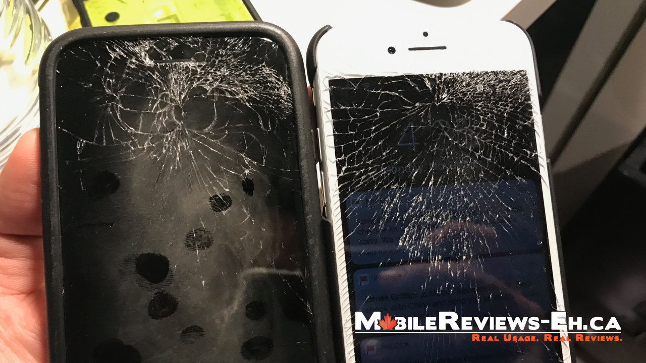 Broken smartphone screen? Here's 3 Tips to help you out