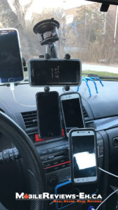 Smartphone Car Mount Review 2017