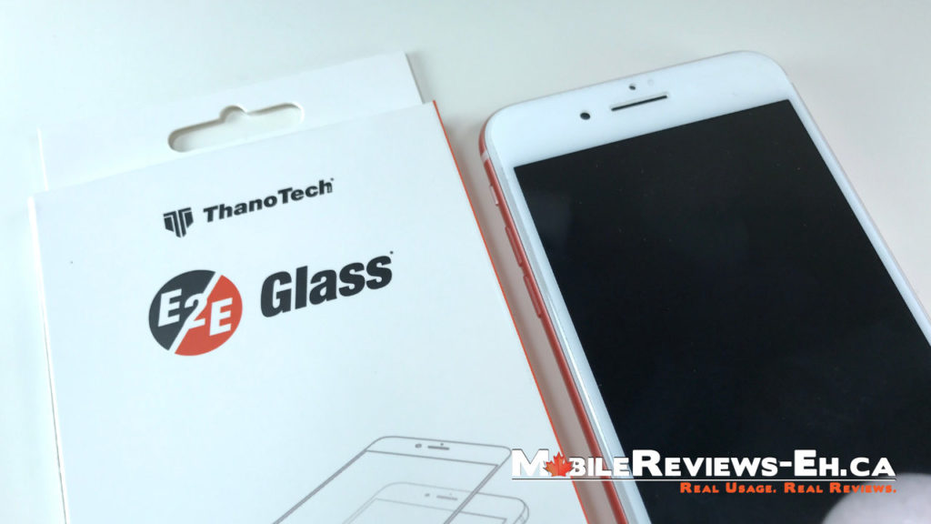 Higher Quality Glass - Difference between Plastic and Glass Screen Protectors