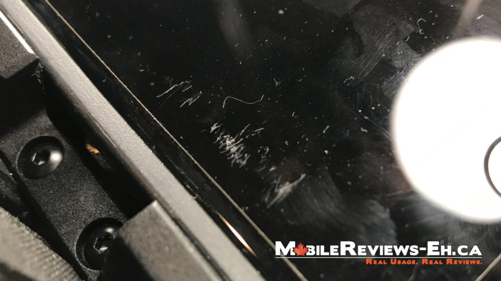 Scratchy and greasy! - Difference between Plastic and Glass Screen Protectors