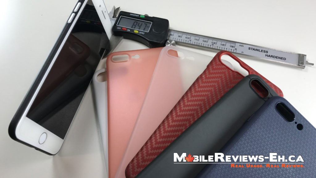 Top 10 Ultra Thin iPhone 7 Cases