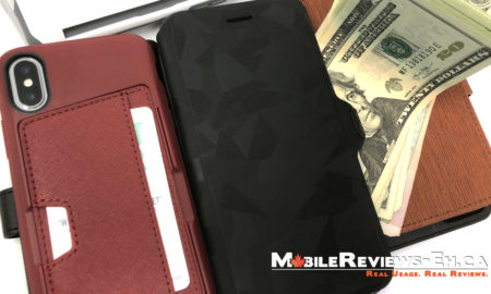 iPHone X Wallet Cases review