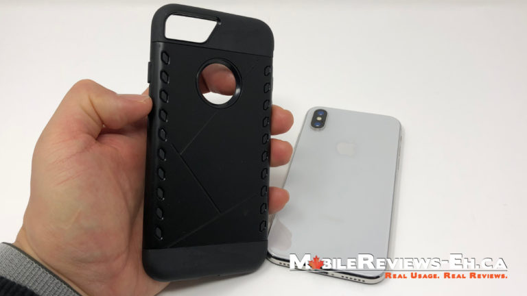 Cocomii Paladin - Is it comparable to a Spigen Tough Armor?