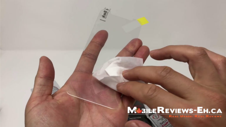 Liquid Screen Protector Review-- Impact protection Test