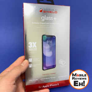 Zagg InvisibleShield Glass+
